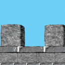 Beistle Co BG-52080 Stone Wall Border 20In X 30Ft