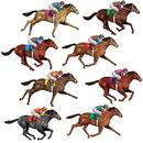 Beistle Co BG-52087 Race Horse Props