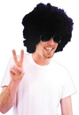 Morris Costumes CA-15BK Afro Wig Black