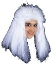 Morris Costumes CA-96 Wig Sorceress White