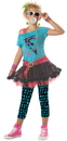 California Costumes CC-00399MD 80S Valley Girl Child Med 8-10