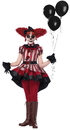 California Costumes CC-00623LG Wicked Klown Child Large