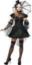 California Costumes CC-01144MD Victorian Doll Med 8-10