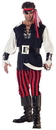 California Costumes CC-01318MD Cutthroat Pirate Adult Med