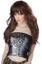 California Costumes CC-70778BN Fever Brown Wig