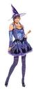 Be Wicked 993ML Gypsy Witch Medium Large
