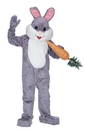 Morris Costumes CM-C101 Premium Rabbit Grey