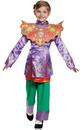 Morris Costumes DG-10107K Alice Asian Look Child 7-8