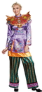Morris Costumes DG-10153E Alice Asian Look Adult 12-14