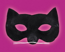 Disguise DG-10486 Cat Eye Mask Velvet