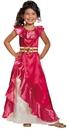 Morris Costumes DG-11007L Elena Adventure Dress Ch 4-6