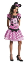 Disguise DG-11399J Minnie Mouse Pink Child 14-16