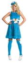 Disguise DG-11476N Cookie Monster Sassy 4-6
