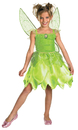 Disguise DG-12157L Tink And The Fairy Rescue 4-6