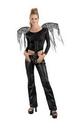 Disguise DG-14530 Wings Black Lace Corset