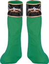 Disguise DG-14627 Power Rangr Grn Boot Covers