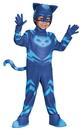 Morris Costumes DG-17159L Pj Catboy Dlx Toddler Ch 4-6