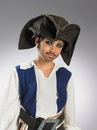 Disguise DG-18780 Jack Sparrow Pirate Hat Child