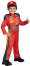 Morris Costumes DG-19875L Lightning Mcqueen Classic 4-6