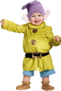 Disguise DG-20153W Dopey Deluxe Toddler 12-18
