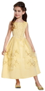 Morris Costumes DG-20733L Belle Ball Gown Classic 4-6