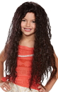 Morris Costumes DG-21193 Moana Dlx Child Wig