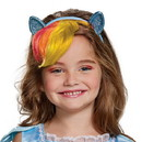 Disguise DG22847 Rainbow Dash Headpiece With Hair - Child - My Little Pony