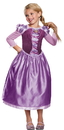 Morris Costumes DG-23064K Rapunzel Day Dress Classic 7-8
