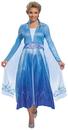 Morris Costumes DG-23170E Elsa Adult 4-6