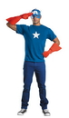 Disguise DG-23435 Capt America Kit Adult
