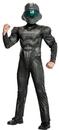 Disguise DG-24396L Spartan Buck Muscle Child 4-6