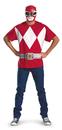 Disguise DG-24661C Red Ranger Alternative 50-52