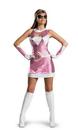 Disguise DG-25946B Sassy Pink Ranger 8-10