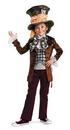 Disguise DG-26628L Mad Hatter Dlx Chld 4-6