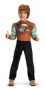 Disguise 27252K Tow Mater Muscle 7-8