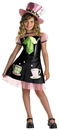 Morris Costumes DG-3063G Mad Hatter Child 10-12