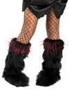 Disguise 39532 Funky Fur Bootcovers Childrens