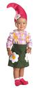 Disguise 50032W Flower Garden Gnome 12-18 Mon
