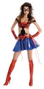 Disguise DG-50265E Spidergirl Prstige Lg 12-14 Sy