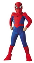 Disguise DG-5110J Spiderman Ch Dlx Comic 12 To 1