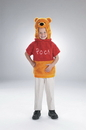 Disguise DG-5618S Vest Winnie The Pooh 1 To 2