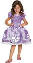 Disguise DG-56699L Sofia The First Child 4-6