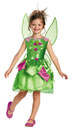 Disguise DG-59100K Tinker Bell Classic Child 7-8