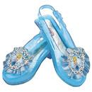 Morris Costumes DG-59286 Cinderella Sparkle Shoes
