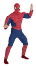 Disguise DG-5933 Spiderman Muscle Chest Adult