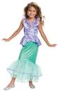 Morris Costumes DG-66586L Ariel Classic Ch 4-6