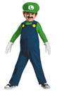 Disguise DG-73684M Luigi Toddler 3T-4T