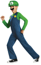 Disguise DG-73692L Luigi Classic Child 4-6X