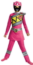 Disguise DG-82766L Pink Ranger Dino Classic 4-6