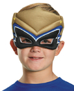 Disguise DG-82818 Gold Ranger Dino Puffy Mask